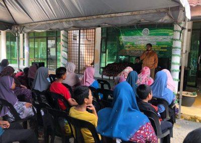 Hari raya bersama anak yatim (29 Jun 19) 2