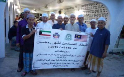 Seasonal Project – Iftar at Masjid Bukit Abal 2019