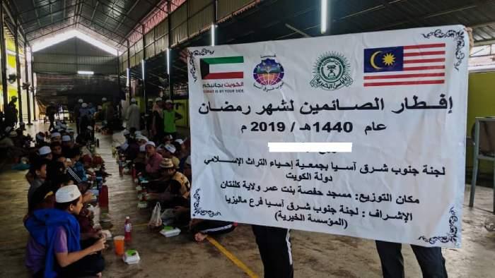 Seasonal Project – Iftar Masjid Hafsah binti Umar 2019
