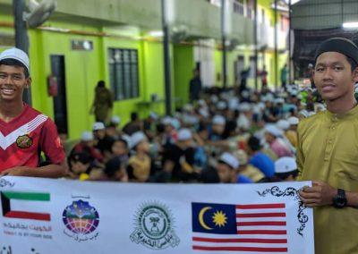 Iftar Masjid Hafsah binti Umar 8 (2)