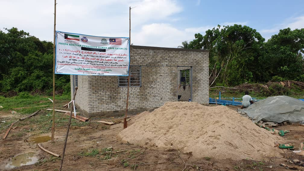 Building 5 Orphan Houses Project