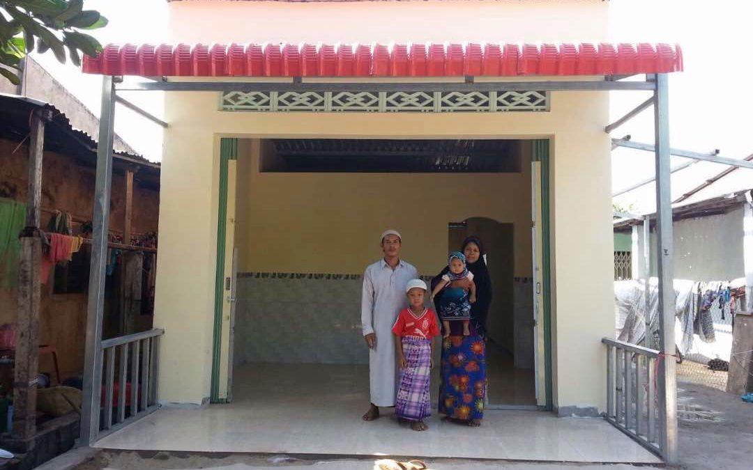 Building 2 Houses in Vietnam