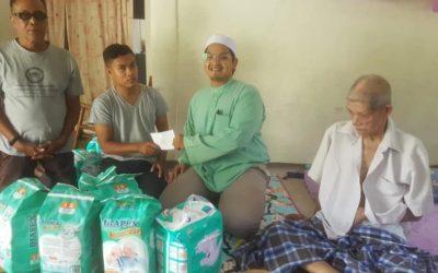 Zakat for Mr. Abdul Rahman