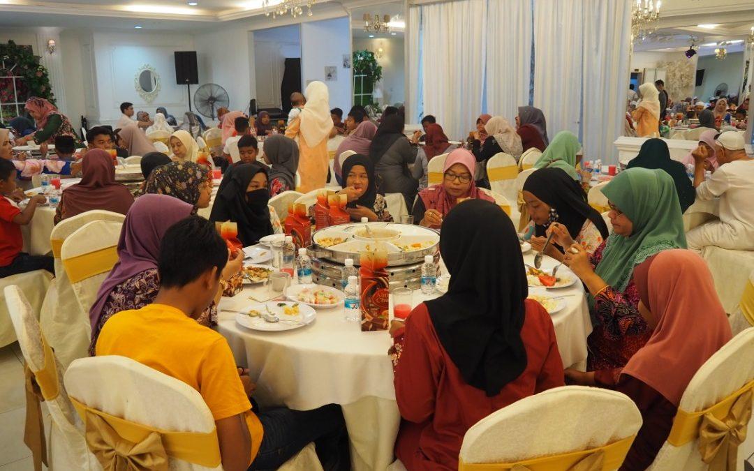 Excellence Appreciation and Contribution Handover Event