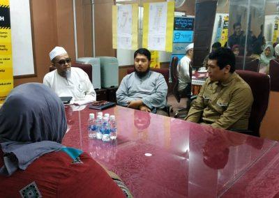 Mahabbah meeting with orphans 2