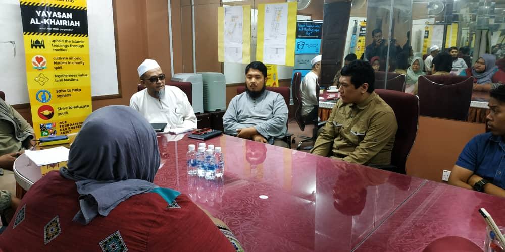 Mahabbah Meeting with Orphans