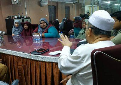 Mahabbah meeting with orphans 4