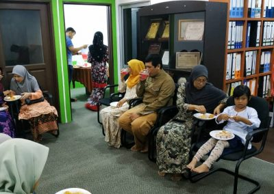 Mahabbah meeting with orphans 7