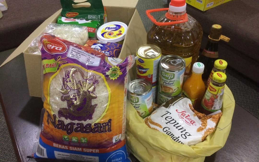 Grocery Kit Distribution