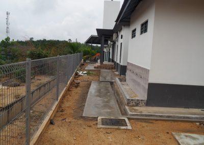 Fatimah Mosque Construction 6