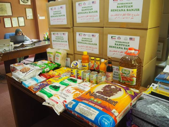 Flood Disaster Relief Aid Project (Seasonal Project)
