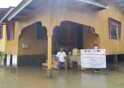 update jan 2021 - bantuan banjir Lubuk Jong 3