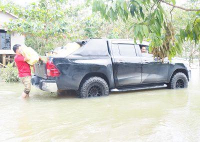 update jan 2021 - bantuan banjir Lubuk Jong 4