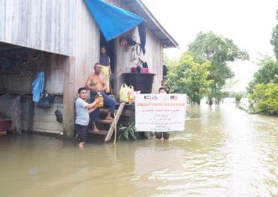 update jan 2021 - bantuan banjir Lubuk Jong 9